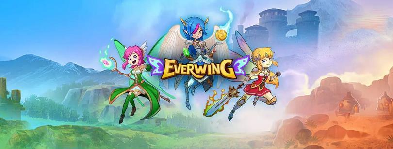 EverWingが人気なので遊んでみたよ!